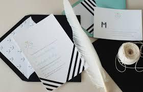 nautical themed wedding invitations modern nautical black white wedding invitations