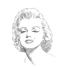 luxury marilyn monroe coloring pages 58 on coloring books with
