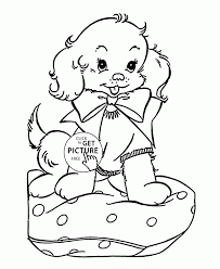 puppy coloring pages koloringpages pictures puppies color