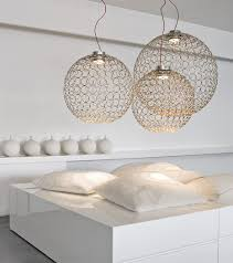 Unusual Pendant Lights by The Modern Metal Ring G R A Chandelier Ceiling Light From Terzani