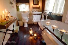Romantic Bathroom Decorating Ideas Bathroom Homy Bathroom With Small Turquoise White Bathtub With