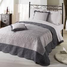 couvert lit couvre lit drap housse 140x190 matelas epais direct literie
