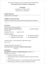 resume template student student resume templates template