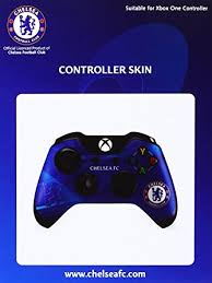 Chelsea F C Chelseafc Com Chelsea Fc Xbox One Controller Skin Amazon Co Uk Pc U0026 Games