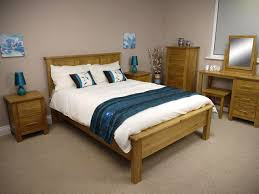 Oak King Size Bed The Oakland King Size Oak Bed Oak City - Oakland bedroom furniture
