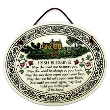 blessing for the home blessing stoneware plaque at the f kennedy