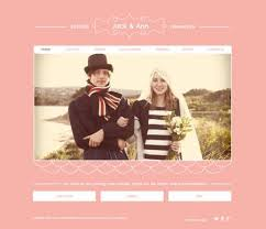 free personal wedding websites 19 best wedding invitations images on card ideas
