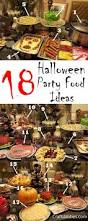 halloween kid party food best 25 halloween birthday party ideas on pinterest