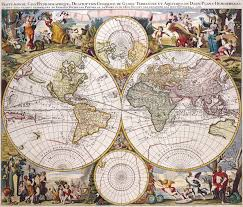 Old World Map Wallpaper by Cartography Wallpapers Wallpaperup