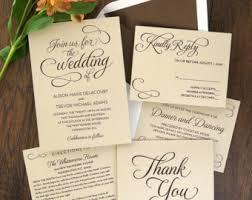 thermography wedding invitations stylish invitations you ll by theamericanwedding on etsy