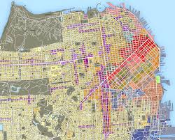san francisco land use map zoning laws in new york san francisco and san jose cut americans