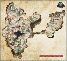 Thedas Map M15 Emprise Du Lion Quest Map Dragon Age Inquisition Game Guide