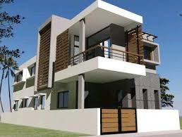 residential architectural design houses with lots of edges are stylish home
