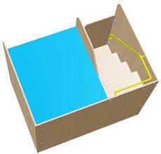 wickelkommode mit treppe wickeltisch willy mit 10 schubladen und treppe happy kidz