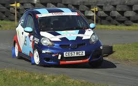 toyota aygo cars you can buy two aygo rally cars on ebay