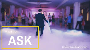 chicago wedding dj 3 questions to ask your chicago wedding dj chicago wedding djs