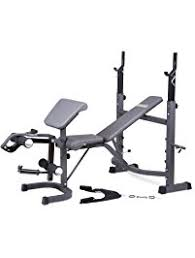 olympic style weight bench amazon com olympic weight benches strength training equipment