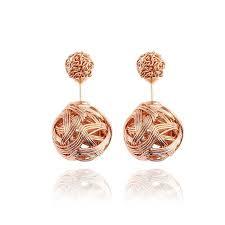 fashion earrings earings for woman men earrings studs statement new durable women