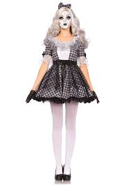 leg avenue 85511 pretty porcelain doll costume women u0027s halloween