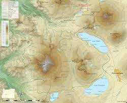 Map Of Central Oregon by File Diamond Peak Topographic Map Fr Svg Wikimedia Commons