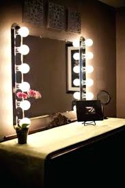 hollywood mirror with light bulbs vanity mirror light vanity mirror light bulb vanity mirror light
