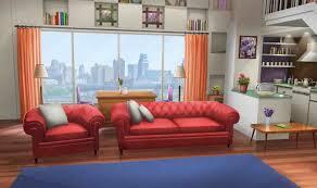 cartoon living room background stock vector home cartoon living room background cold sickness stock