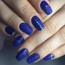 latest blue glitter nails ideas the nail points