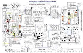 lcd tv wiring diagram mode power supply repair wiring diagram led