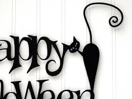 happy halloween text art happy halloween metal sign closeup photo 3 this happy ha u2026 flickr