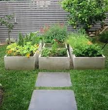 landscape design 10 gardens transformed by raised beds gardenista
