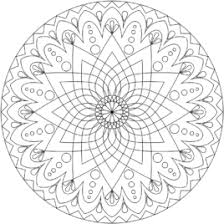 coloring pages mandala give the best coloring pages gif page