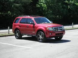 Ford Escape Dimensions - oskerb 2008 ford escape specs photos modification info at cardomain