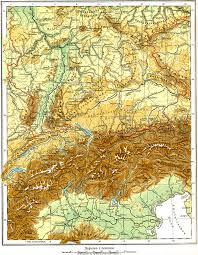 geographical map of germany 9827 jpg