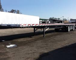 used flatbed trailers used flatbed trailers for sale great