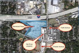 Atlanta Beltline Map Fuqua To Build Atlanta Beltline Trail Connector Road Near