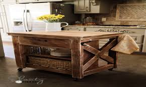 rustic kitchen island outdoor kitchen carts and islands diy rustic kitchen island diy