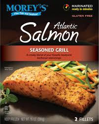 Backyard Seasoning Seasoned Grill Atlantic Salmon Morey U0027s