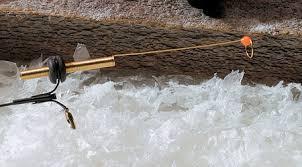 st croix ultra light ice fishing rods