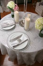 silver glass charger plate right choice linen