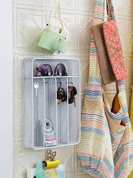 Entryway Organizer Ideas Repurpose Items For Organization