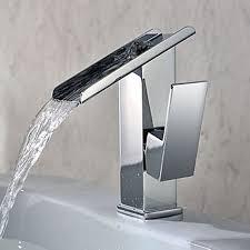 Modern Bathroom Sink Faucet Fascinating Design Kitchen For Modern - Designer bathroom fixtures