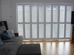 large window shutters custom made to virtually any size with