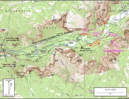 Yosemite Valley Map Catching The Fickle Fire Of Horsetail Falls U2013 Diablo Valley Camera