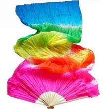 silk fans popular silk fan veils buy cheap silk fan veils lots from china