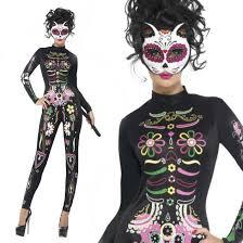 womens halloween cat costumes skeleton leggings with shirt womens bones halloween costume