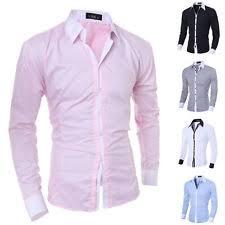 mens casual shirts ebay