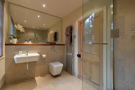 sleek en suite shower room natalie davies interior design