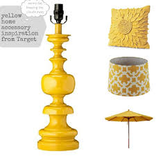 yellow home accessories from target bargainhoot com m y blog