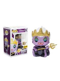 funko disney diamond collection mermaid pop ursula