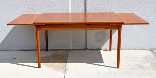 Mid Century Modern Dining Room Table Select Modern